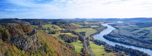 River Tay From Kinnoul Hill