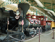 Railroad Museum Of Pennsylvania, Strasburg, Pennsylvania, USA