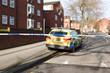 Police Line Crime Scene do not cross.