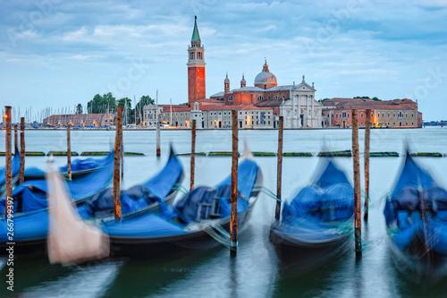 Obraz Wenecja, kanał Grande, Włochy, Europa - fototapety do salonu