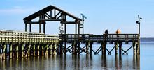 Fishing Pier In Leesylvania St...
