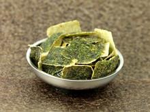 Seealgen-Reis-Crisps
