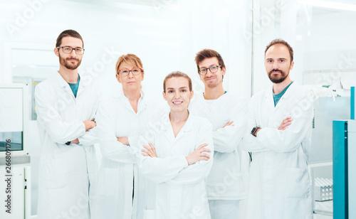 Plakat Scientists or doctors