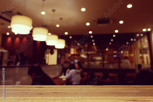 Photo おしゃれなカフェの風景