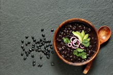 Thick Black Bean Soup Or Stew....