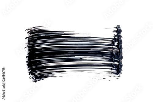 Fotografia  mascara texture with white background