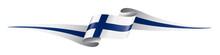 Finland Flag, Vector Illustrat...