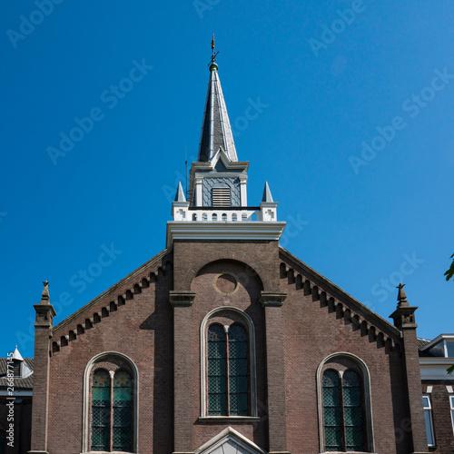 Photo church Bethelkerk,  Zwijndrecht, The Netherlands