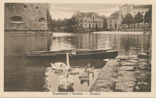 Postcard Printed In Sweden Sho...