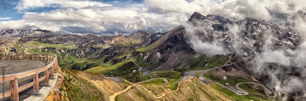 Fototapety, obrazy: Alps, Großglockner Hochalpenstraße, Austria, Europe, xxl+more: bartussek.xmstore