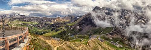 Photo sur Aluminium Photos panoramiques Alps, Großglockner Hochalpenstraße, Austria, Europe, xxl+more: bartussek.xmstore
