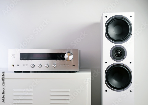 Fotomural Home Theater System