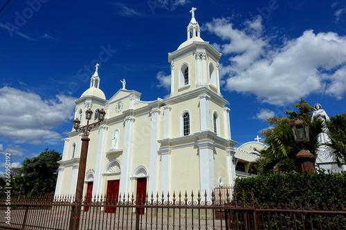 Obraz na plátně Nicaragua Esteli city