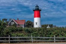 Lighthouse On Cape Cod
