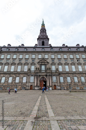 Photo  Christiansborg Palace Portrait