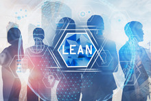 Business Team In City, LEAN Global Interface