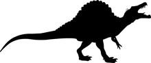 Spinosaurus 9 Isolated Vector ...
