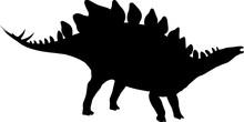 Stegosaurus 1 Isolated Vector ...