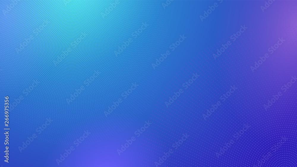 Fototapety, obrazy: Blue dots background