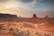 Monument Valley environment