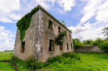 Old Abandonded Traditional Iri...