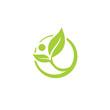 health logo design vector