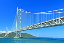 日本・明石海峡大橋 ...