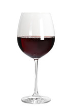 Glass Of Delicious Expensive R...