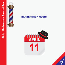 Barbershop Music Barbershop Quartet Day