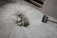 Scopare Il Pavimento