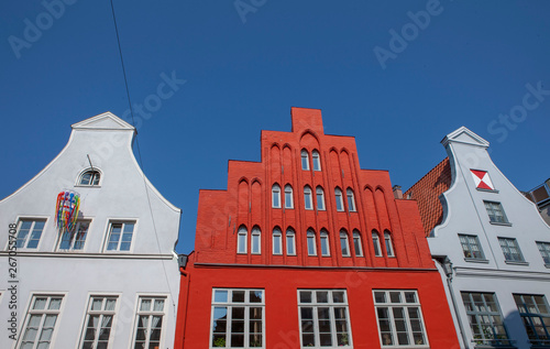 Photo  Wismar Germany