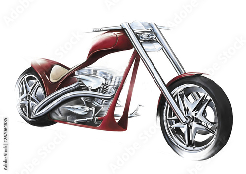 Harley, Rider, cool, Bike, Motorrad