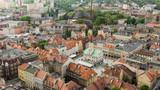 Fototapeta Miasto - Gliwice- Miasto- centrum