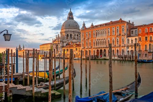Fototapety, obrazy: Venice, Canal Grande, Italy, Europe