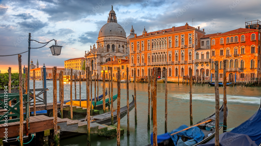 Fototapety, obrazy: Venice, Canal Grande, Italy, Europe