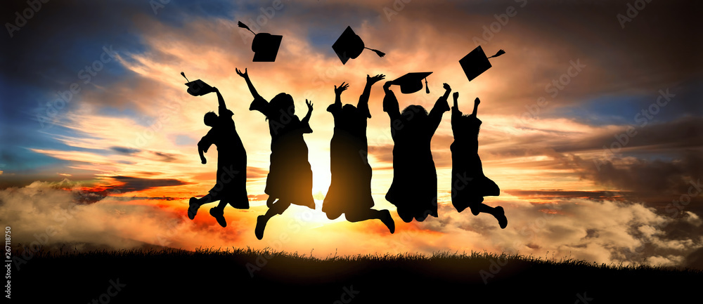 Fototapeta Celebration Education Graduation Student Success Learning