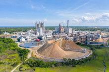 Paper Mill In Northeast Florida