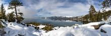 Memorial Point Panoramic, Lake Tahoe