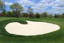 Golf Sand Trap