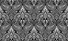 Seamless Pattern Based On Orna...