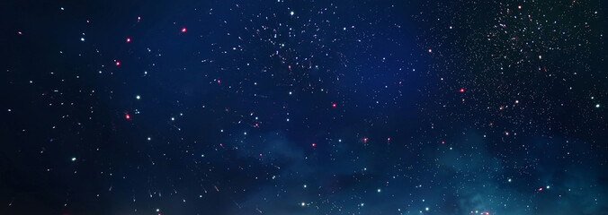 background and abstract. Galaxy, nebula and Starry outer space texture
