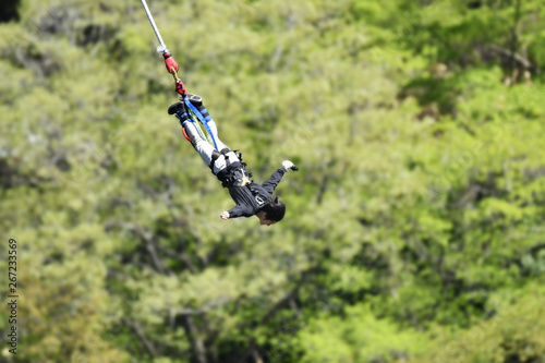 Plakaty, Obrazy Bungee jumping - Kup na Posters pl