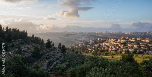 Golden Hour Jerusalem