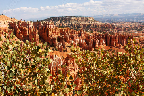 Photo Summer view of Bryce Canyon