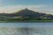 Morgendliche Erkundungstour entlang der Burg Drei Gleichen im Thüringer Becken