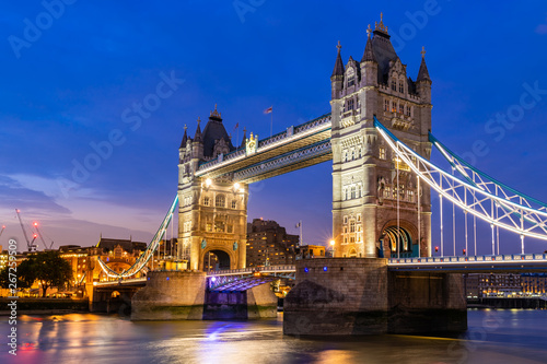 London Tower Bridge Canvas-taulu
