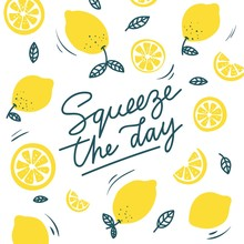 Squeeze The Day Inspirational ...