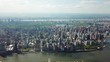 New York City, NY - Queens, Bronx, Manhattan and Bridge