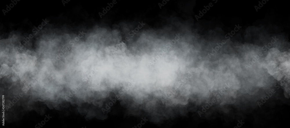 Fototapeta abstract background with smoke or fog and copy space for your text