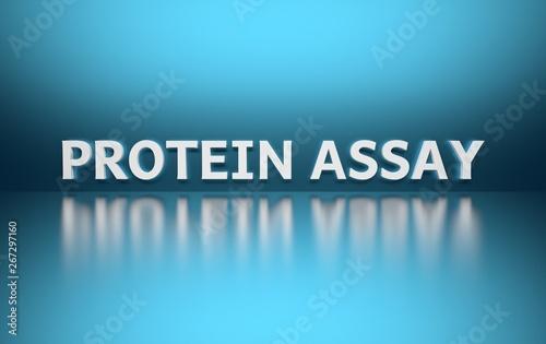 Photo Word Protein Assay